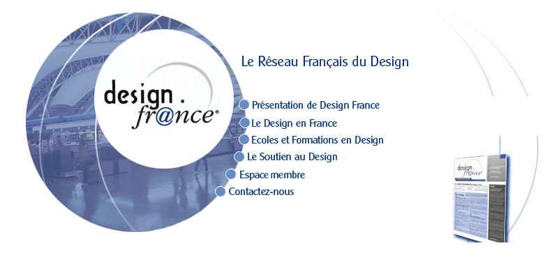 2006 design france le réseau français du design contact design